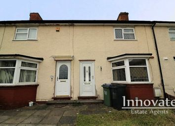 Thumbnail 2 bed terraced house for sale in Milton Road, Smethwick