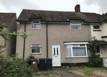 Thumbnail 2 bed semi-detached house to rent in Henry Street, Hinckley