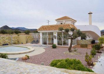 Thumbnail 4 bed villa for sale in Villa Kiwano, Cantoria, Almeria