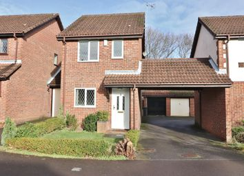 Thumbnail 2 bedroom link-detached house to rent in Stirling Crescent, Hedge End, Southampton