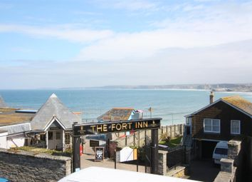 Thumbnail 3 bed flat to rent in Fore Street, Newquay