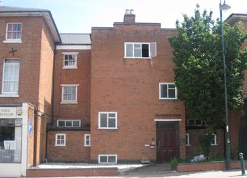 Thumbnail 4 bed flat to rent in Flat 2, 35 Clemens Street, Leamington Spa