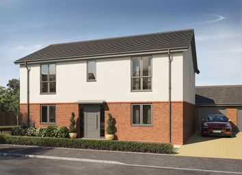 "Thumbnail 4 bed property for sale in ""Severin"" at Blanchard Road, Tadpole Garden Village, Swindon"