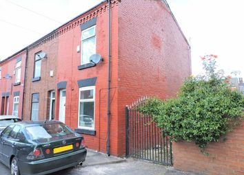 Thumbnail 2 bed end terrace house for sale in Harwich Close, Levenshulme, Manchester