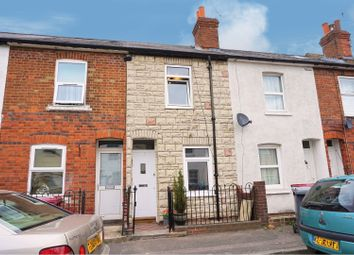 Thumbnail 2 bedroom terraced house for sale in Waldeck Street, Reading