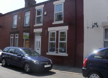 Thumbnail 3 bedroom terraced house to rent in Thornes Road, Kensington, Liverpool