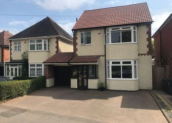 3 bed detached house for sale in West Heath Road, Northfield, Birmingham B31