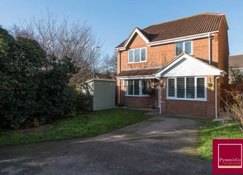 Thumbnail 3 bed detached house for sale in Thistledown Road, Horsford, Norwich