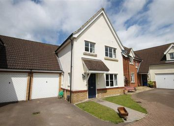 Thumbnail 4 bed link-detached house to rent in Blythe Way, Highfields Caldecote, Cambridge