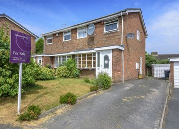 Thumbnail 3 bedroom semi-detached house for sale in Manor Rise, Arleston, Telford, Shropshire