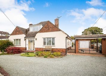 Thumbnail 3 bed detached house for sale in Llynclys, Oswestry