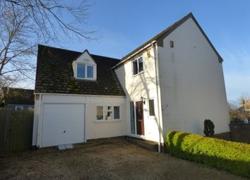 Thumbnail 4 bed detached house for sale in Wansford Road, Elton, Peterborough