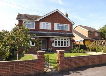 Thumbnail 4 bedroom detached house for sale in Alfred Smith Way, Legbourne, Louth, Lincolnshire