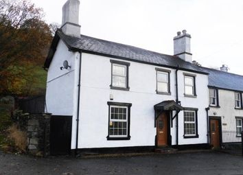 Thumbnail 3 bed end terrace house for sale in Glyndyfrdwy, Corwen, Denbighshire, Na