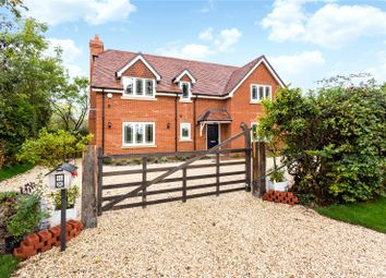 Thumbnail 4 bed detached house for sale in The Common, West Heath, Baughurst