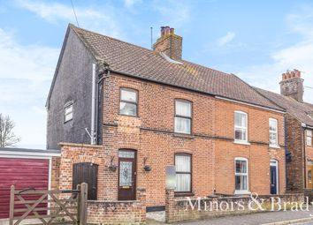 Thumbnail 3 bed semi-detached house for sale in Lime Tree Road, North Walsham