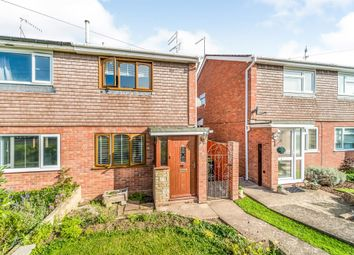 St. Marks Close, Worcester WR5. 2 bed semi-detached house