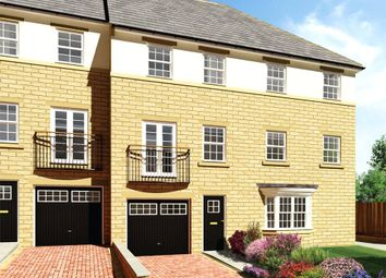 Thumbnail 3 bed town house for sale in Inspire, Jilling Ing Park, Dewsbury, West Yorkshire