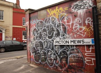 Thumbnail 1 bed flat to rent in Picton Mews, Bristol