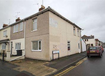 Thumbnail 2 bed end terrace house for sale in Ferndale Road, Swindon