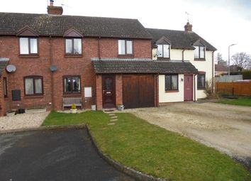 Thumbnail 3 bedroom terraced house for sale in St Michaels Gate, Brimfield, Ludlow