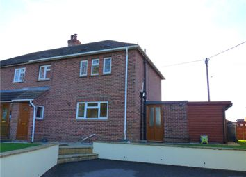 Thumbnail 3 bed semi-detached house to rent in Stourton Caundle, Sturminster Newton