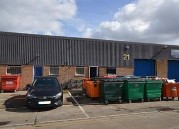 Thumbnail Light industrial to let in Unit 21, Horatius Way, Silverwing Industrial Estate, Croydon, Surrey