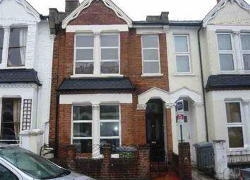 Thumbnail 3 bed terraced house to rent in Kenilworth Road, Kilburn, London