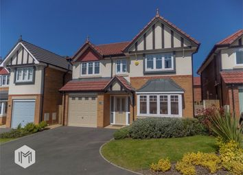 Thumbnail 4 bedroom detached house for sale in Napier Drive, Horwich, Bolton, Lancashire