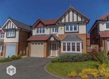Thumbnail 4 bed detached house for sale in Napier Drive, Horwich, Bolton, Lancashire