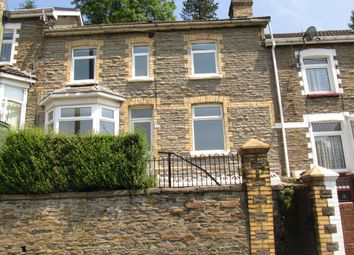 Thumbnail 2 bed property to rent in Graig View Terrace, Six Bells, Abertillery