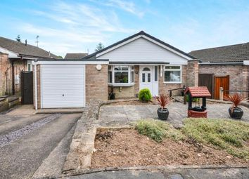 Thumbnail 3 bedroom bungalow for sale in Cromarty Close, Mansfield, Nottinghamshire