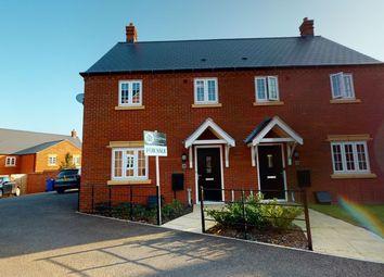 Lagonda Drive, Brackley NN13. 3 bed semi-detached house