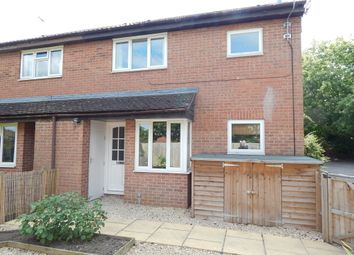 Thumbnail 1 bedroom semi-detached house to rent in Levery Close, Abingdon
