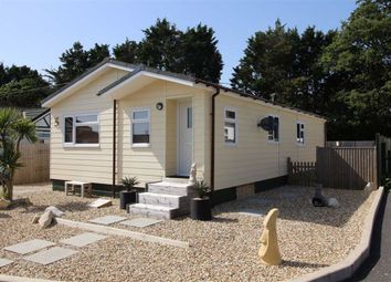3 bed mobile/park home for sale in Hurst Close, Naish Estate, New Milton BH25