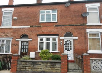 Thumbnail 2 bed terraced house to rent in Stafford Road, Swinton