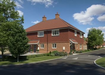 Thumbnail 2 bed terraced house for sale in Hayes Lane, Slinfold