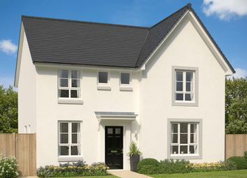 "Thumbnail 4 bed detached house for sale in ""Balmoral"" at Mey Avenue, Inverness"