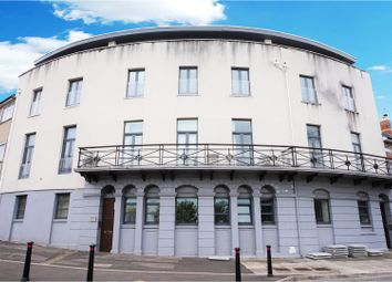 Thumbnail 1 bed flat for sale in Queens Road, Penarth