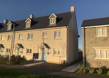 Thumbnail 4 bedroom end terrace house for sale in Y Corsydd, Llanelli