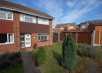 Thumbnail 3 bed end terrace house for sale in Uplands Drive, Chelmsford, Essex