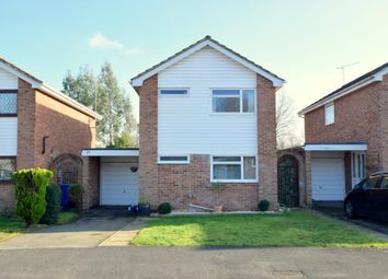 Thumbnail 3 bed detached house for sale in Durnsford Avenue, Fleet