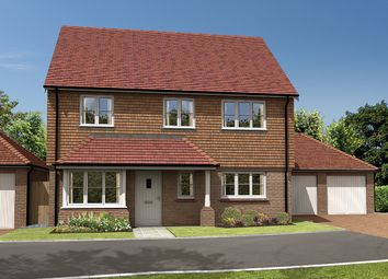 Thumbnail 4 bed detached house for sale in The Tadworth, Ghyll Croft, Newick Hill, Newick, Lewes, East Sussex