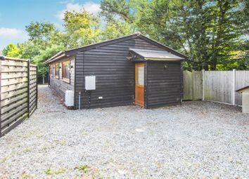 Thumbnail 2 bed detached bungalow for sale in Wrights Lane, Wyatts Green, Brentwood