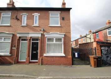 Thumbnail 2 bed end terrace house for sale in Lonsdale Avenue, Reddish, Stockport