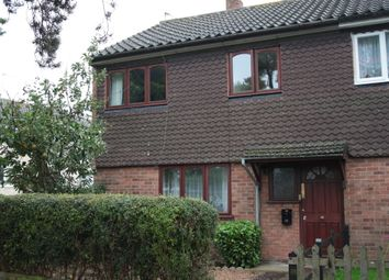 Thumbnail 3 bed end terrace house to rent in Elm Road, Thetford