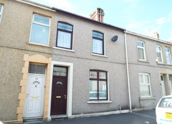 Thumbnail 3 bed terraced house for sale in New Dock Road, Llanelli