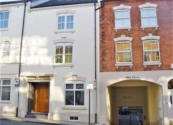 Thumbnail 2 bed flat for sale in Hazelwood Road, Northampton
