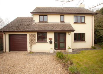 Thumbnail 3 bed detached house for sale in Broadwoodkelly, Winkleigh