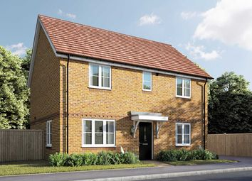 "4 bed detached house for sale in ""The Leverton"" at Berengrave Lane, Rainham, Gillingham ME8"
